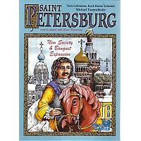Saint Petersburg: New Society & Banquet (Expansion)