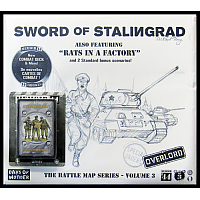 Memoir '44: BattleMap #3 Sword of Stalingrad