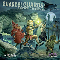 Guards, Guards! A Discworld Boardgame