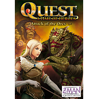Quest: A Time Of Heroes - Attack of the Orcs
