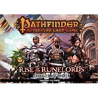 Pathfinder ACG: Rise of the Runelords Character Add-On Deck