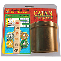 Catan Dice Game (Deluxe Edition)