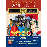 Commands & Colors Ancients 3: Roman Civil Wars