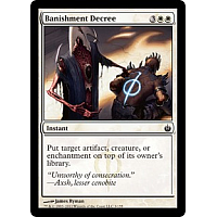 Banishment Decree