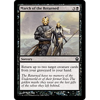 March of the Returned