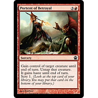 Portent of Betrayal