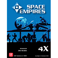 Space Empires 4X (3rd Print)