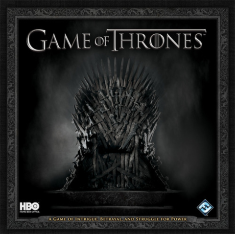 HBO Game of Thrones Card Game_boxshot