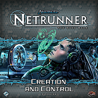 Android: Netrunner - Deluxe Expansion 1 - Creation and Control