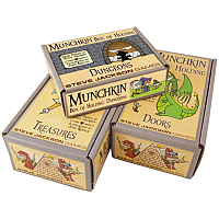 Munchkin: Boxes Of Holding 2