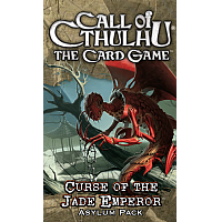 Call of Cthulhu: The Card Game: Curse of the Jade Emperor