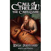 Call of Cthulhu: The Card Game: Ebla Restored