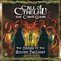 Call of Cthulhu: The Card Game: The Order of the Silver Twilight