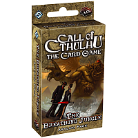 Call of Cthulhu: The Card Game: The Breathing Jungle