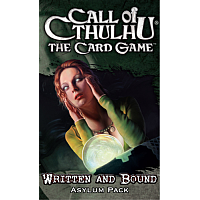 Call of Cthulhu: The Card Game: Written and Bound
