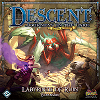 Descent: Journeys in the Dark (Second Edition): Labyrinth of Ruin