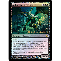 Abhorrent Overlord (prerelease promo)