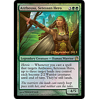 Anthousa, Setessan Hero (prerelease promo)