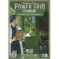 Power Grid: Australia/Indian