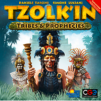 Tzolk'in - The Mayan Calendar: Tribes & Prophecies