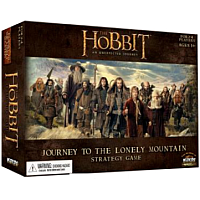 The Hobbit - An Unexpected Journey: Journey To The Lonely Mountain