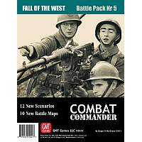 Combat Commander: Fall Of The West (Battle Pack 5, zip)