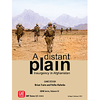 A Distant Plain: 2nd Ed. Update Kit