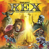Twilight Imperium: Rex - Final Days of an Empire