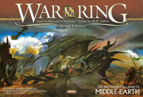 War of the Ring (Second Edition)_boxshot