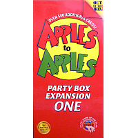 Apples to Apples Party Expansion #1