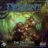Descent: Journeys in the Dark (Second Edition): Trollfens
