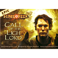 Dungeoneer: (Epic) Call of the Lich Lord