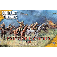 Conflict of Heroes: Price of Honour: Poland 1939 Expansion