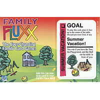 Family Fluxx Promo card