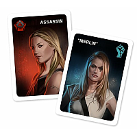 The Resistance: TableTop Day Promo (Assassin/Merlin)
