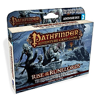 Pathfinder ACG: Rise of the Runelords Adventure Deck 2 - Skinsaw Murders