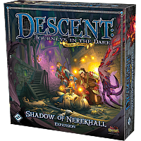 Descent: Journeys in the Dark (Second Edition): Shadow of Nerekhall