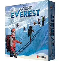 Mount Everest (Skadad box)