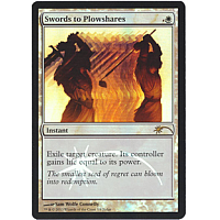Swords to Plowshares (judge foil)