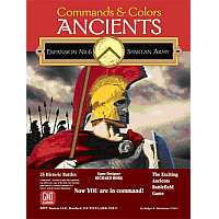 Commands & Colors Ancients 6: Spartan Army