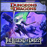 Legend of Drizzt (Dungeons & Dragons Board Game)