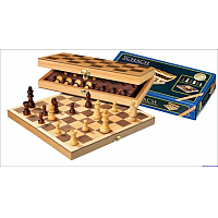 Chess/Schack Set, field 33 mm (2708)