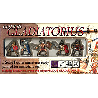 Ludus Gladiatorius (Pre-Painted Gaming Miniatures)