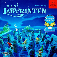 Magi Labyrinten/ The Magic Labyrinth