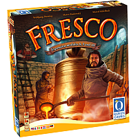 Fresco: Expansion 8, 9 & 10 (aka Expansion 2)