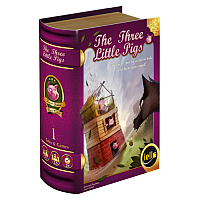 The Three Little Pigs (Tales & Games 1)
