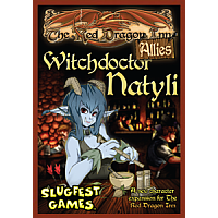 The Red Dragon Inn: Allies - Witchdoctor Natyli