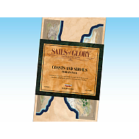 Sails Of Glory - Coasts And Shoals Terrain Pack