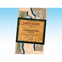 Sails Of Glory - Coastal Batteries Terrain Pack