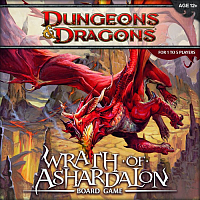 Wrath of Ashardalon (Dungeons & Dragons Board Game)